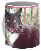 Can You Hear Me Meow? Coffee Mug