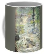 twachtman the rainbows source 1890s John Henry Twachtmann Coffee Mug