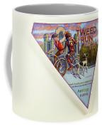 Tweed Run London 2 Guvnors  Coffee Mug
