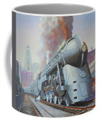 Twenthieth Century Limited Coffee Mug