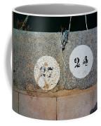 Twenty Four Coffee Mug