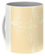 Twigs Abstract  Coffee Mug
