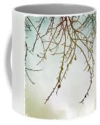 Twigs And Winter Sky Two Coffee Mug
