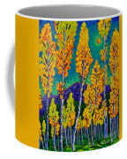 Twilight Aspens Coffee Mug