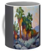 Twilight At Indian Canyons  Coffee Mug