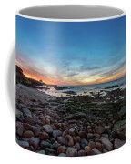 Twilight At La Jolla Cove Coffee Mug