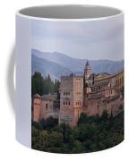 Twilight At The Alhambra Coffee Mug