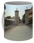 Twilight At The City Gates Coffee Mug