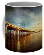 Twilight Biloxi Bridge Coffee Mug