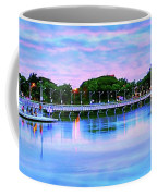 Twilight City Lake View Coffee Mug