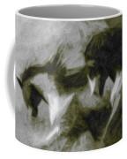 Twilight In Mescalero Coffee Mug
