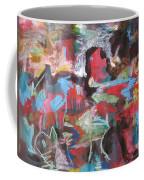 Twilight In Ocean Coffee Mug