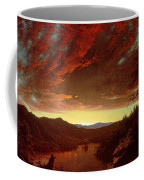 Twilight In The Wilderness Coffee Mug