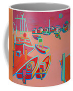 Twilight On Menemsha Coffee Mug