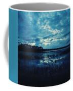 Twilight On The Lake Coffee Mug