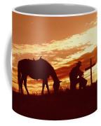 Twilight Prayer Coffee Mug