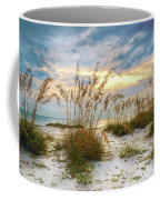 Twilight Sea Oats Coffee Mug