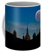 Twilight Time In The City Coffee Mug