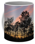 Twilight Tree Silhouettes Coffee Mug