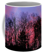 Twilight Trees Coffee Mug