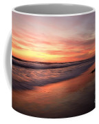 Encinitas Waves Coffee Mug