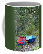 Twin Boats Bella Coola Bc Coffee Mug