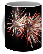 Twin Burst Coffee Mug