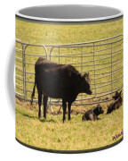 Twin Calves Coffee Mug