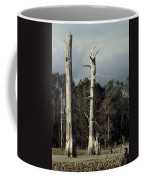Twin Cypress Coffee Mug