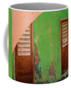 Twin Doors Coffee Mug