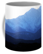 Twin Peaks Blues Coffee Mug