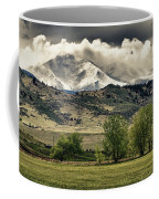 Twin Peaks Hang-in Color Coffee Mug