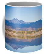 Twin Peaks Reflection Coffee Mug