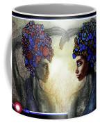Twin Sisters Coffee Mug