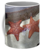 Twin Stars Coffee Mug