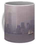 Twin Towers, Nyc- 1999 Coffee Mug