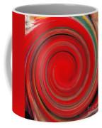 Twirl Red-0951 Coffee Mug