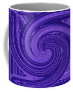 Twisted Blues Coffee Mug