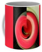Twisted Calla Coffee Mug