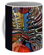 Twisted Chrome Coffee Mug
