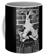Twisted Fish - Bw Coffee Mug