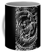 Twisted Gears Abstract Coffee Mug