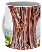 Twisted Gnarled Tree Coffee Mug