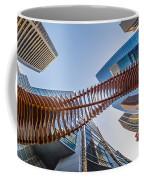 Twisted Horn Coffee Mug
