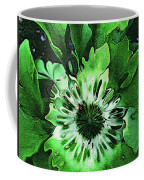 Twisted Leaves Coffee Mug