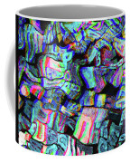 Twisted Text And Colors Coffee Mug