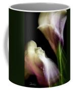 Twisting Cala Lily Two Coffee Mug