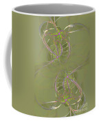 Twists And Turns Coffee Mug