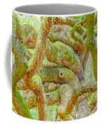Twists In Time Coffee Mug