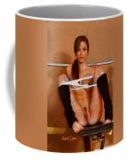 Twisty Girl Coffee Mug